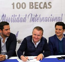 OFERTARÁN 100 BECAS CON INTERCAMBIO INTERNACIONAL